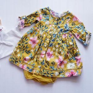Pick N Mix Tea Nutmeg OshKosh Baby Boden Outfits